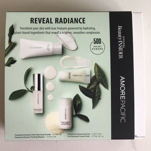 Amore Pacific Reveal Radiance Skincare Bundle